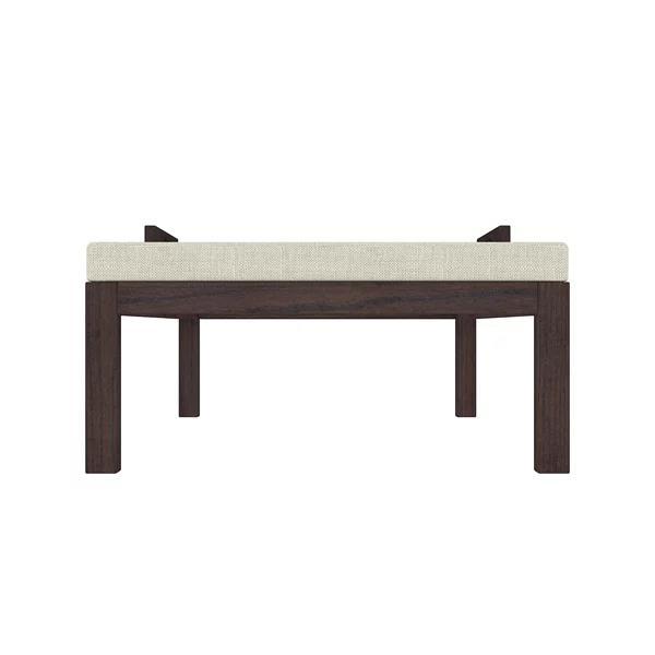Terrific Aldus Rectangle Ottoman With Tray Evergreenethics Interior Chair Design Evergreenethicsorg