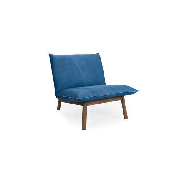 Cantor Leather Lounge Chair