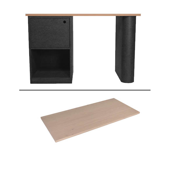 """The 1088 Collection The 1088 Collection 48"""" Desk Top"""