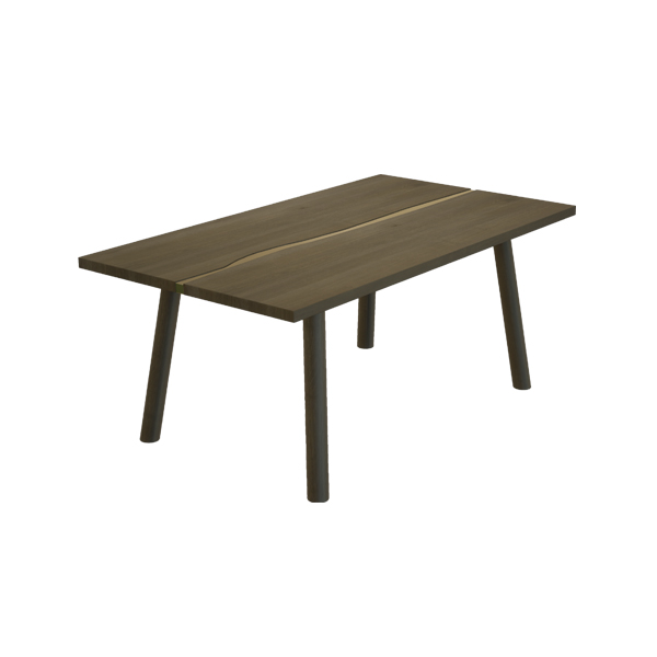 "Rhine 72"" Dining Table"
