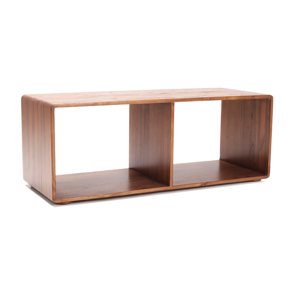 "Merced 48"" Open Back Modular Shelf"