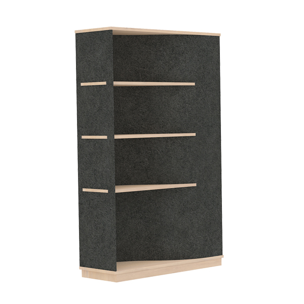 """Alma Alma 38"""" Bookcase"""