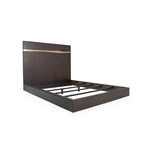 Sierra Rise Queen Platform Bed