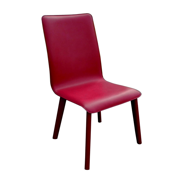 Perugia Leather Side Chair