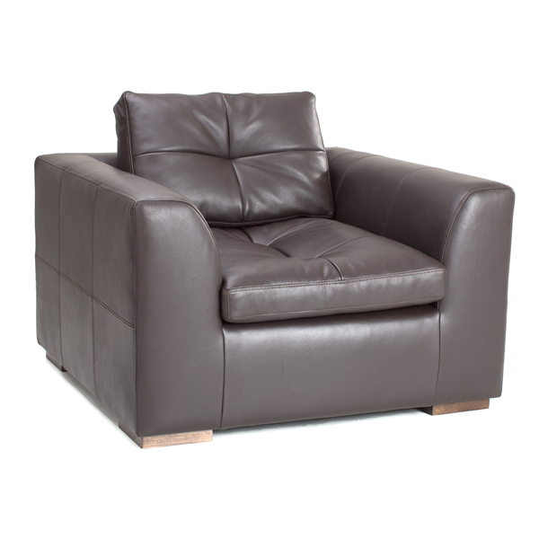 Henri Leather Chair