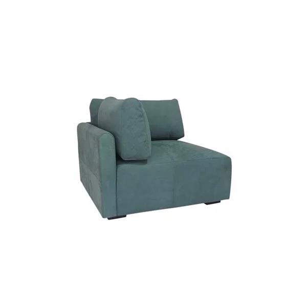 Cayo Leather Corner Sectional