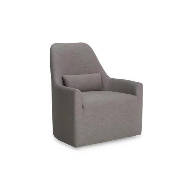 Merced Low Back Swivel Chair