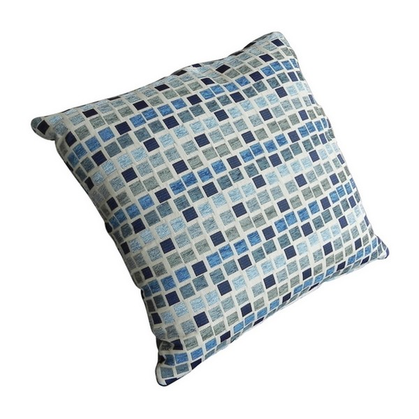 """Tossica 21"""" Square Toss Pillow"""